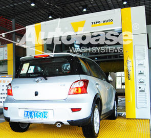 الصين Tunnel car washing TEPO-AUTO-TP-901 المزود