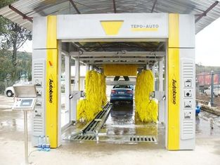 الصين Automatic  Car Wash System & TEPO-AUTO car wash machine own many patented technologies المزود