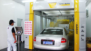 الصين Perfect performance fully automatic car washing machine TEPO-AUTO-TP-901 المزود