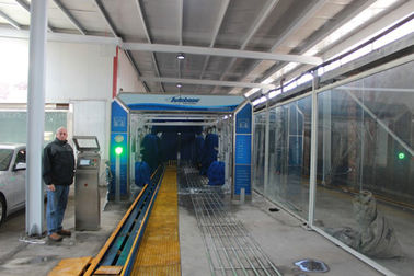 الصين Hydraulic Conveynor of USA car wash system Autobase-AB-120 المزود