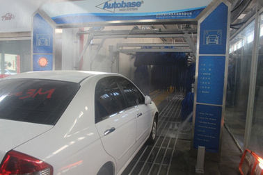 الصين the fast washing speed car wash system which can wash 800-1000 cars المزود