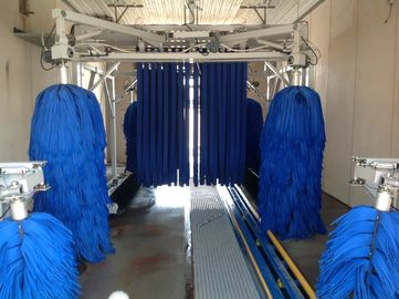 الصين American hydraulic motor conveying express car wash system in USA المزود
