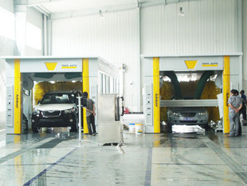 الصين TEPO-AUTO-TP-1201 -1 Auto Wash Equipment machine , car wash tunnel systems المزود
