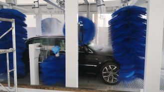 الصين Tepo - Auto Express Car Wash Tunnel Represents The Most Specialized Products المزود