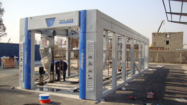 الصين Automatic tunnel car washing machine TEPO-AUTO المزود