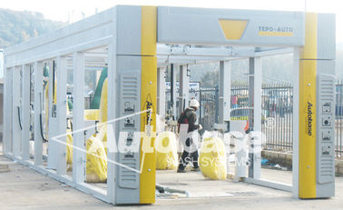 Auto car wash machine in tepo-auto